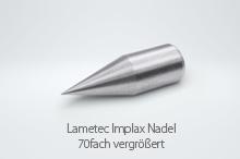 Lametec Implax Nadel Implantat zur Ohrakupunktur